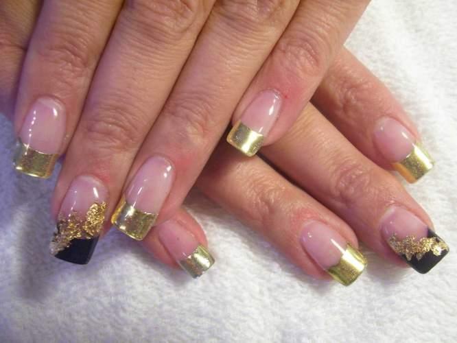 Цветной лак для ногтей своими руками 19