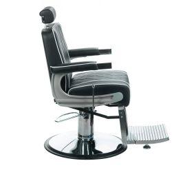 Barbers křeslo ODYS BH-31825M LUX černé (BS)