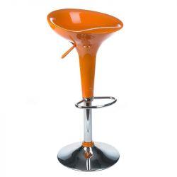 Barová stolička BX-1002 - oranžová