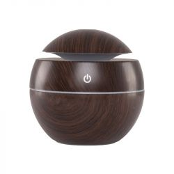 Aroma difuzér zvlhčovač SPA 16 tmavé dřevo 130 ml