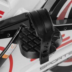 Rotoped spinningový s displejem MAGNETO 18 - bílý