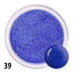 Barevný akryl na nehty č.39
