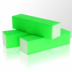 Leštička na nehty - neon zelený