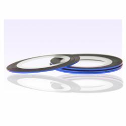 Samolepící, zdobící páska na nehty č.02