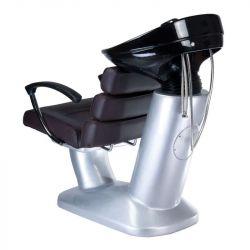 Kadeřnický mycí box FIORE BR-3530B hnědý