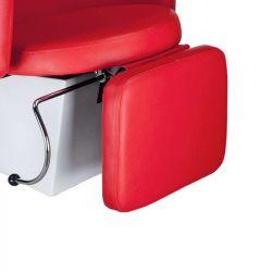 Kadeřnický mycí box LUIGI BR-3542 červený