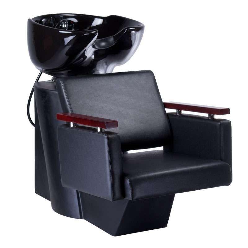 Kadeřnický mycí box MILO BD-7825 černý