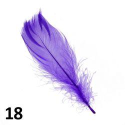 Peříčka na nehty č.18 - 5 ks