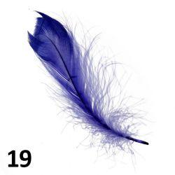 Peříčka na nehty č.19 - 5 ks