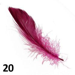 Peříčka na nehty č.20 - 5 ks