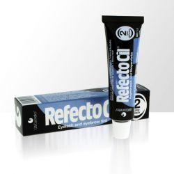 Barva na řasy a obočí Refectocil 15 ml - modro černá