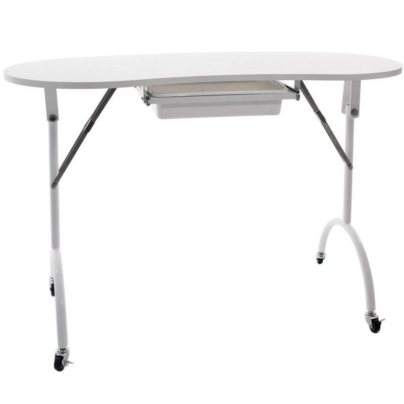 Kosmetický stolek SONIA 2020 bílý