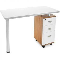 Kosmetický stolek SONIA 2021 bílý