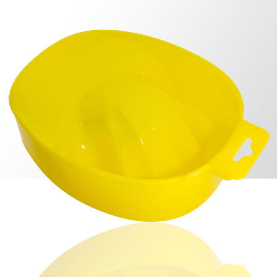 Miska na manikúru - žlutá
