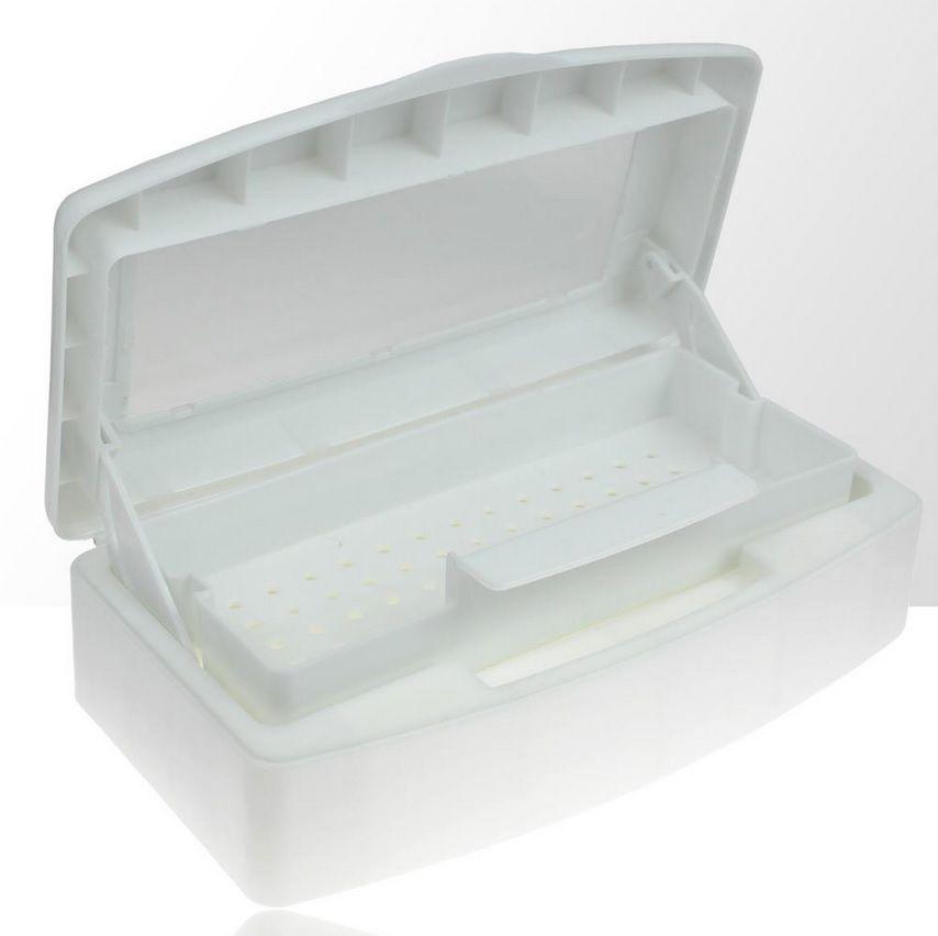Sterilizátor nástrojů s urychlovačem bílý