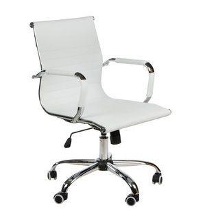 Ergonomické kancelářské křeslo BX-5855 bílé