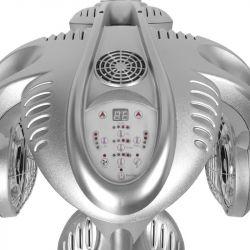 Kadeřnický infrazon k zavěšení GABBIANO GD-505W stříbrný