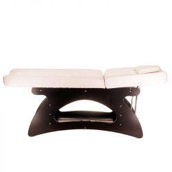 Masážní a kosmetické lehátko Spa & Wellness BD-8241 světlý ořech