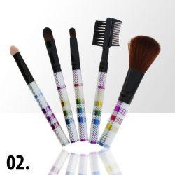 Sada štětců na make-up KIT 2 (5ks)