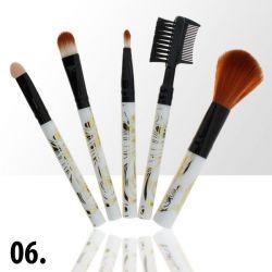 Sada štětců na make-up KIT 6 (5ks)