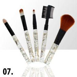 Sada štětců na make-up KIT 7 (5ks)