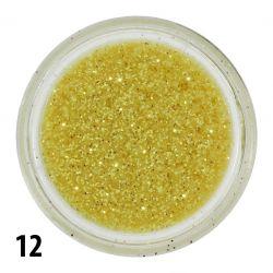 Glitterový prach č. 12 - nádobka (A)