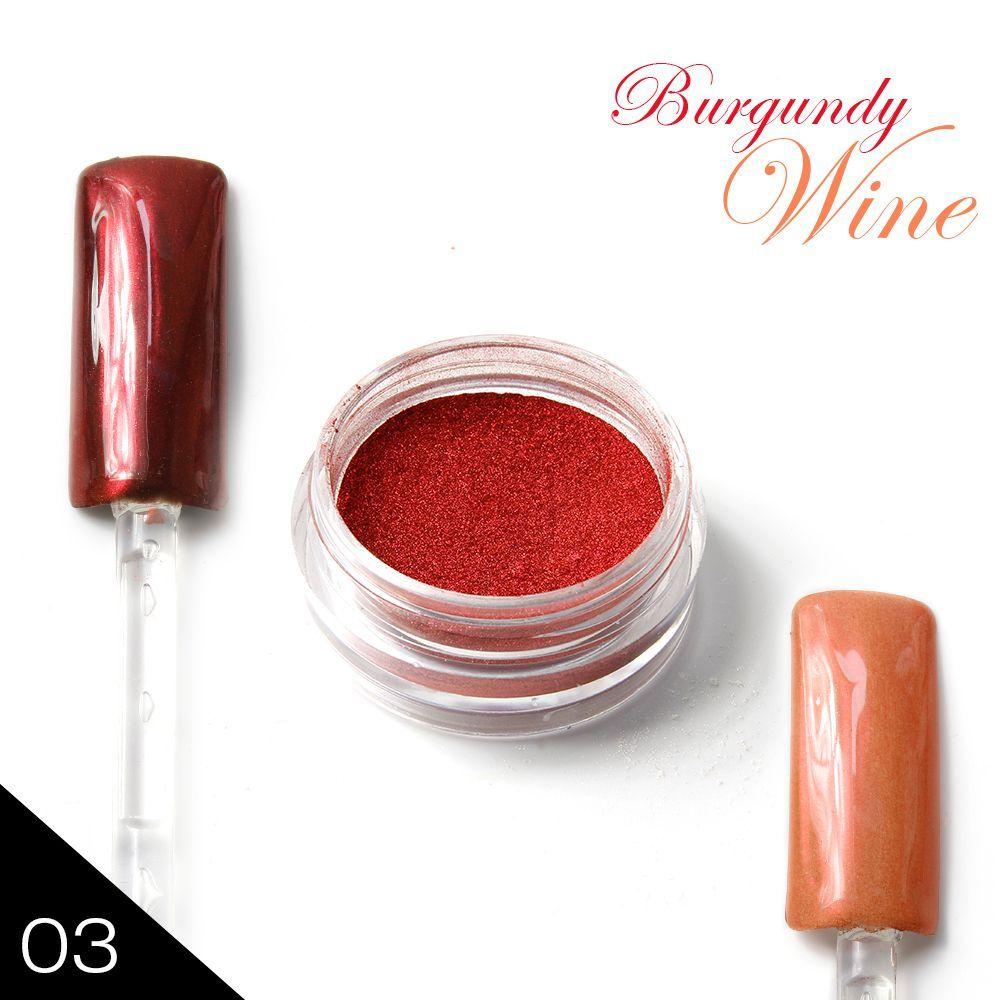 03. a'la METAL MANIX - BURGUNDY WINE