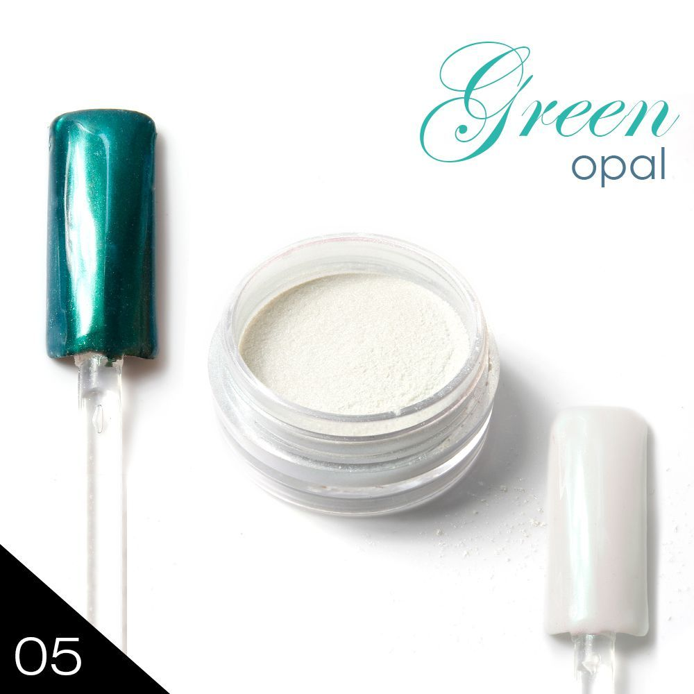 05. a'la METAL MANIX - GREEN OPAL