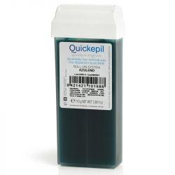 Depilační vosk QUICKEPIL - rolka 100g azulen (AS)