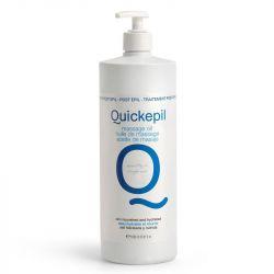 Masážní olej po depilaci QUICKEPIL 1000ml (AS)