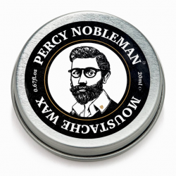 Vosk na kníry PERCY NOBLEMAN - Moustache Wax 20ml (B)