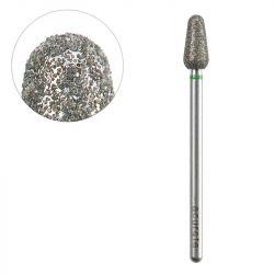 Frézka na pedikúru diamantová kužel 4,7/10,0mm ACURATA (AS)