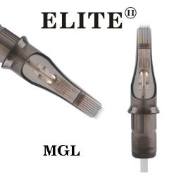 Tetovací jehly - cartridge Magnum 0.35mm long taper ELITE II