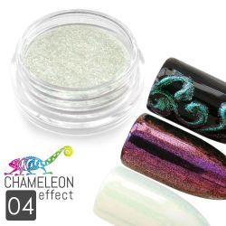 Pyl na nehty - CHAMELEON efekt 04 (A)
