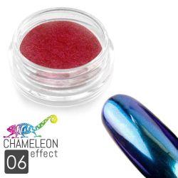 Pyl na nehty - CHAMELEON efekt 06 (A)