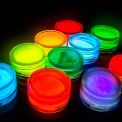 Ozdobný prach Glow - 4. Sweet Mandarin