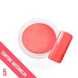 Svítící zdobný prach Glow - 5. Tempting Watermelon  (A)