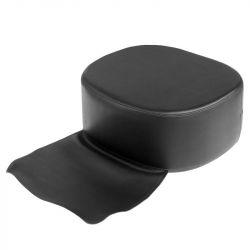 Dětský sedák na kadeřnické křeslo STRONG černý (AS)