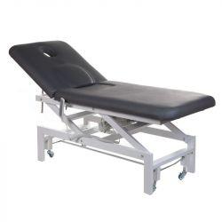 Elektrické masážní lehátko BT-2114 šedé (BS)