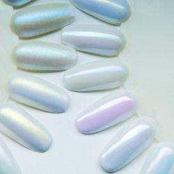 Pyl na nehty SATIN effect 11 Violet