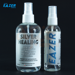 TATTOO EAZER FINISH - SILVER HEALING 100ml (AT)