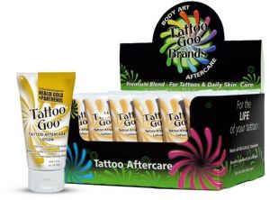 Tattoo Goo Aftercare - LOTION + PANTHENOL 60ml