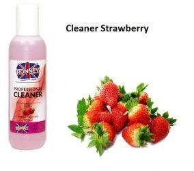Cleaner na nehty 1000 ml - jahoda