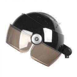 Vysoušeč vlasů na stojanu JY-163 IONIC - černý