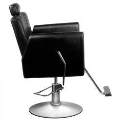 Kadeřnická židle 0-179 - černá