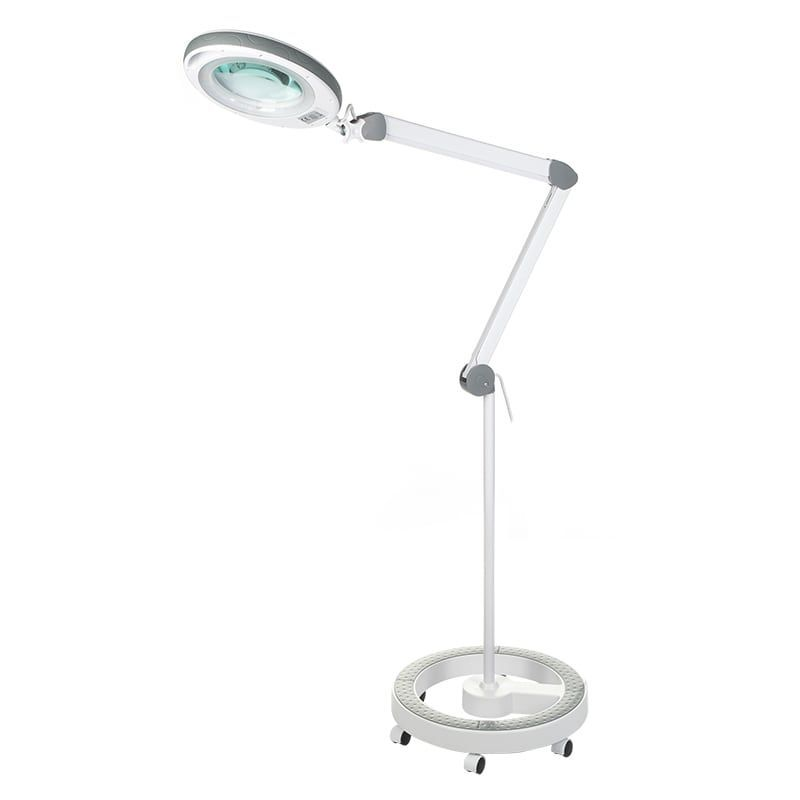 Lampa s lupou na stativu Sonobella BSL-05 LED 12W