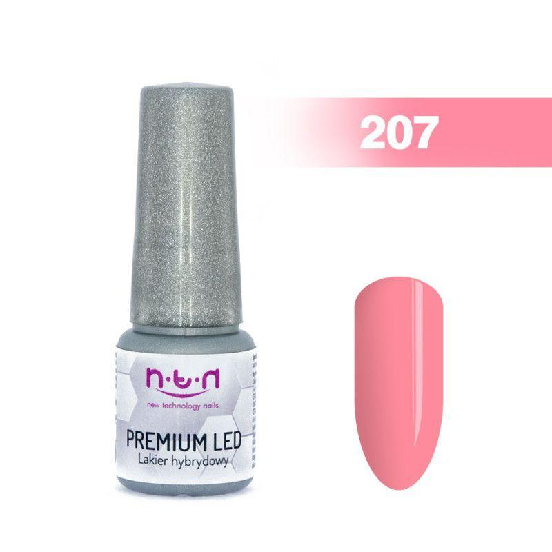 207.NTN Premium Led lak na nehty 6 ml