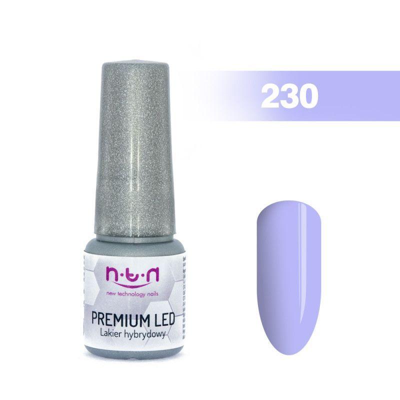 230.NTN Premium Led lak na nehty  6 ml