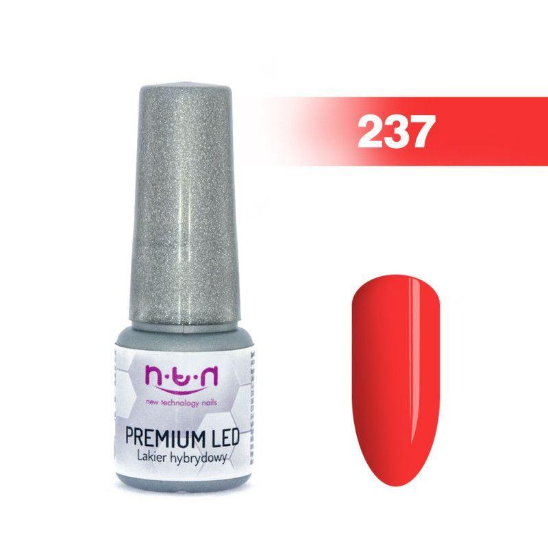 237.NTN Premium Led lak na nehty 6 ml