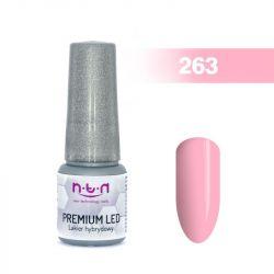263.NTN Premium Led gel lak na nehty 6 ml (A)